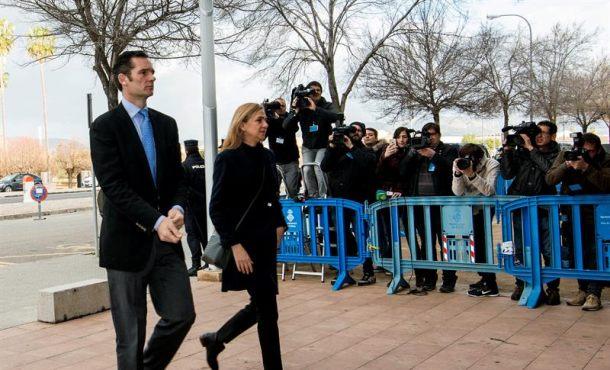 Iñaki Urdangarin llamaba al Gobierno Balear para reclamar el pago de facturas de su Instituto Nóos