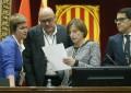El Parlamento catalán espera el informe jurídico antes de crear leyes de separación de Cataluña