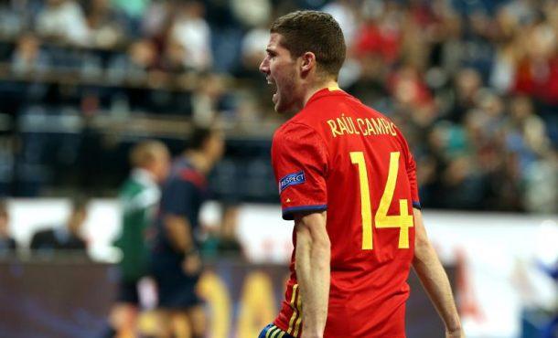 La selección española de fútbol sala a por su séptima corona mañana en la final ante Rusia