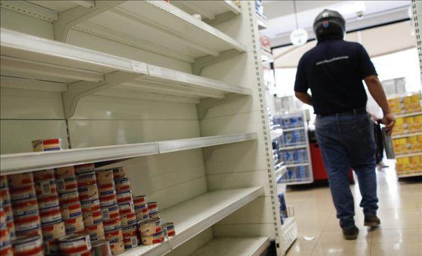 """El Parlamento venezolano declara """"crisis humanitaria"""" por falta de alimentos"""