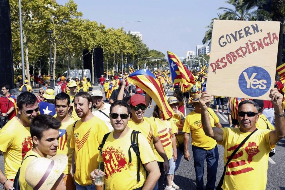 """Torrijos: """"Secesionistas alentadas por la dejación del Estado y extrema izquierda cautivan la juventud"""""""