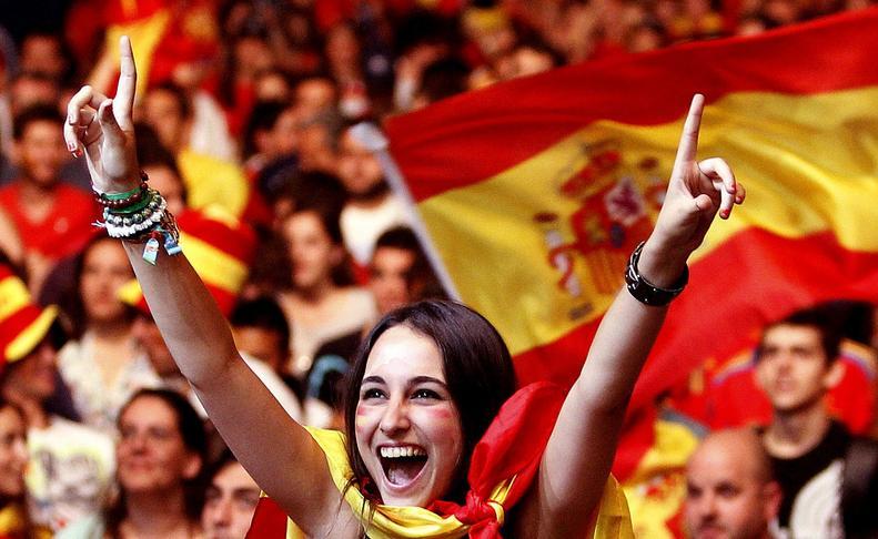 """""""Orgullosos de Ser Españoles"""", etiqueta de la fiesta de España (12-O) #orgullososdeserespañoles"""