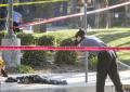 Un intento de manifestación del Ku Klux Klan en  Anaheim (California) termina violentamente