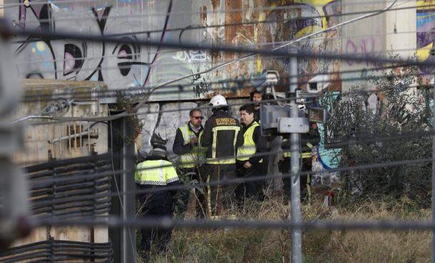 Adif (Renfe) denunció el pasado año las entradas en la estación abandonada en Cataluña
