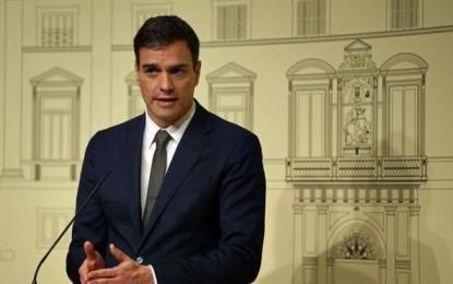 """Sánchez inicia el """"deshielo"""" con Cataluña y ofrece diálogo sin referéndum"""