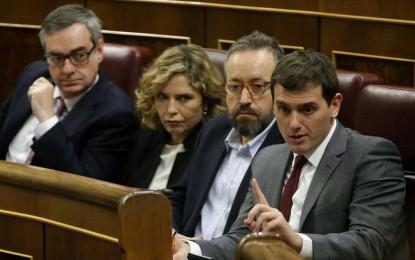 """Albert Rivera: """"Si los líderes políticos somos el problema para formar gobierno, demos un paso atrás"""""""
