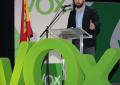 """Abascal: """"Es curioso como a pocos días de la jornada electoral se empiece a mentir sobre VOX"""""""