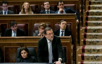 (Vídeo) Debate de Investidura 2016- Discurso del presidente en funciones Mariano Rajoy Brey