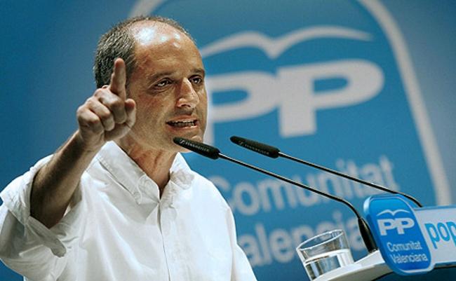 El Juez investiga a Camps por contratos irregulares sobre visita del Papa a Valencia