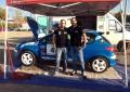 Molautosport se estrena en el nacional de rallye de asfalto con la participación en el SM cordobés