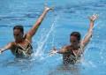 Gemma Mengual y Ona Carbonell se adjudican el Trofeo Infantas de España de natación sincronizada