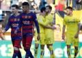 Pincha el barsa: El Villarreal iguala un 0-2 en contra en un polémico y vibrante partido