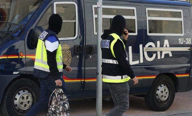 Detenido en Palma un marroquí por su vinculación con la yihad del Estado Islámico de Irak y Levante