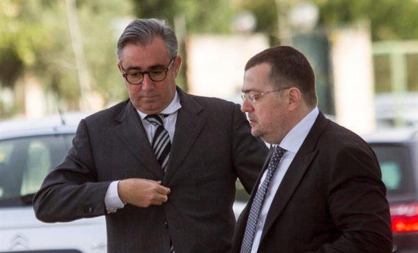 Ya se sabía: La defensa de Torres planteará la expulsión de Manos Limpias del juicio de Nóos