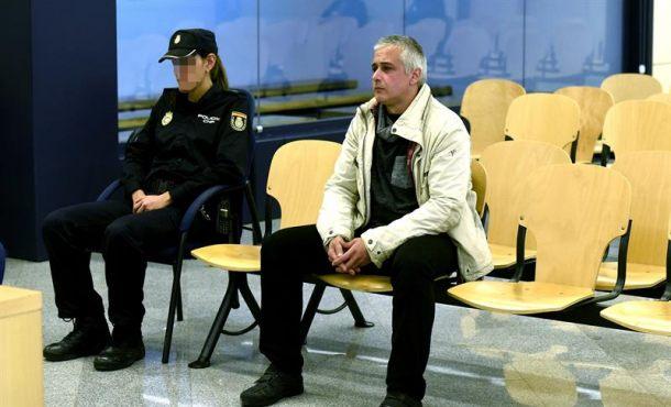 El terrorista de ETA Fermín Vila Michelena se enfrenta a 316 años de cárcel por su atentado en Madrid
