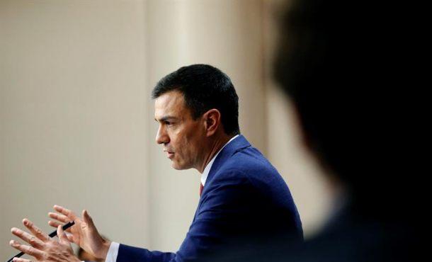 Sánchez espera tener un respaldo amplio del PSOE para repetir como candidato