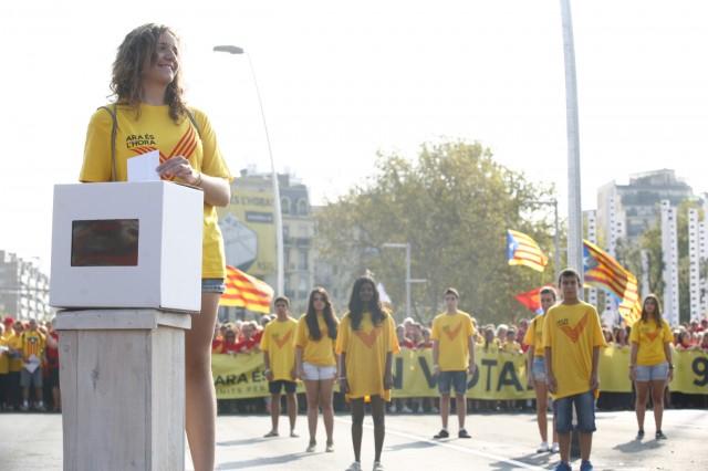 PSOE, Podemos, Grupo Mixto aprueban la proposición No de Ley separatista de ERC: Votar con 16 años