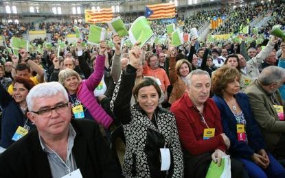 El colectivo separatista catalán ANC suspende su actividad gracias a una denuncia de VOX