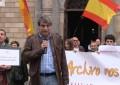 """Sánchez se querellará contra Puigdemont y llevará a Bruselas el """"robo"""" del Archivo de Salamanca"""