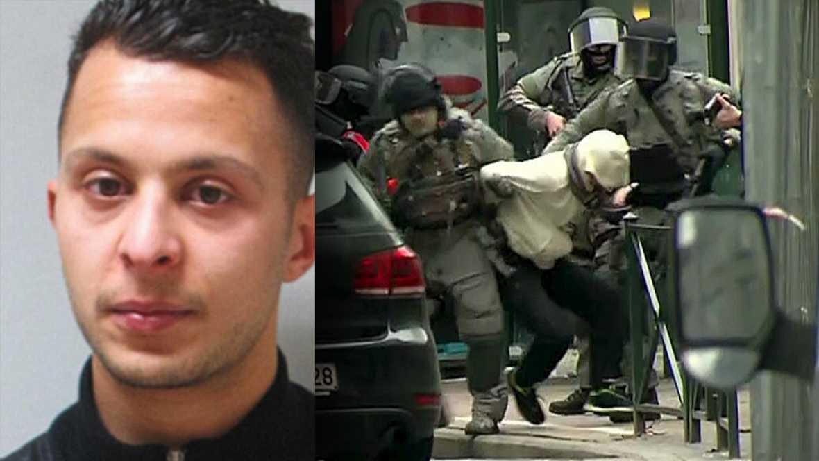 Yihadista autor de los atentados del viernes 13 de París: Salah Abdeslam se encuentra ya en Francia