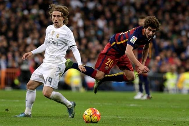 La clave del clásico: El estado de gracia de los tridentes del Real Madrid y del FC Barsa