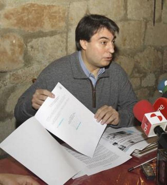"""Convocan una concentración para  pedir la """"devolución"""" de archivos de Salamanca a Puigdemont"""