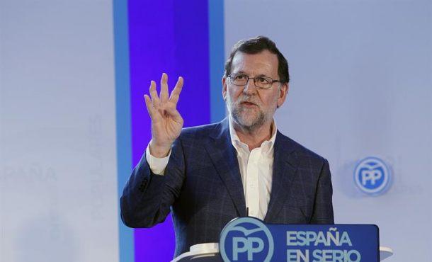 """Rajoy apuesta por digitalizar la Enseñanza y acusa de """"sectarismo"""" a los que quieren """"liquidar la LOMCE"""""""
