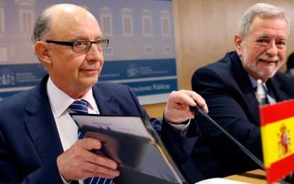 Hacienda aprueba la senda de reducción del déficit que fija en el 0,5% el techo para 2017