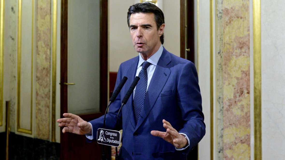 El Gobierno asegura que hay una renuncia del ministro Soria, solo renuncia al Consejo de Ministros