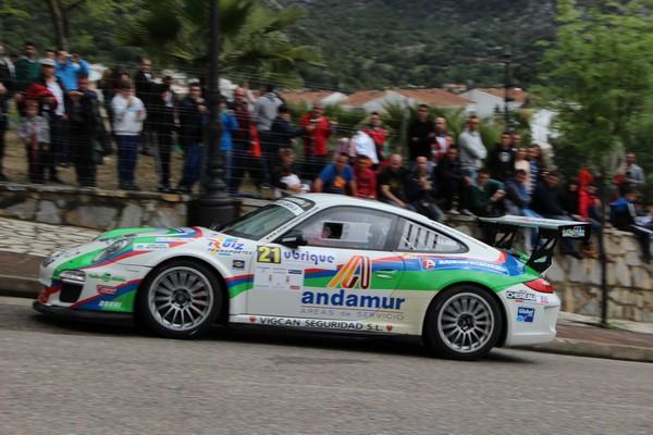 José Antonio Aznar repite segunda posición en el Campeonato de España de Montaña