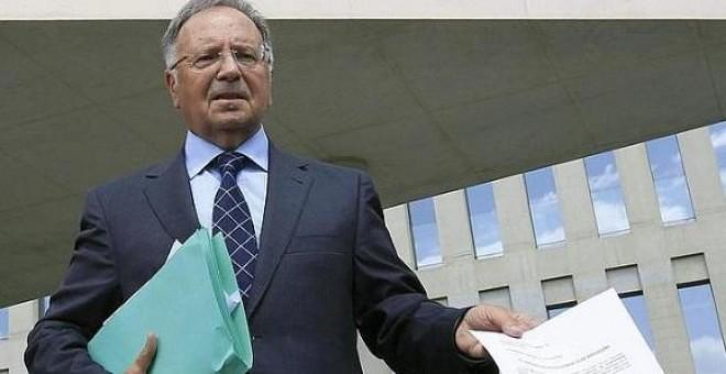 Detenido el secretario de Manos Limpias Miguel Bernard que denunció Artur Mas por el 9N 2014