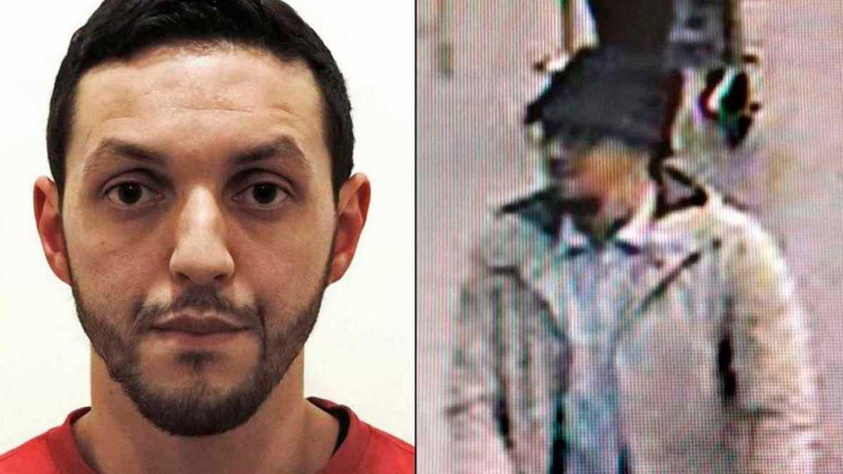 """El yihadista Abrini admite ser el """"hombre del sombrero"""" del atentado en aeropuerto de Bruselas"""