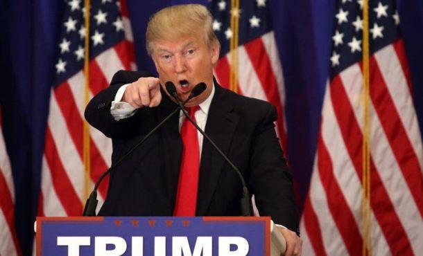 Trump promete bloquear las remesas a México si ese país no paga el muro en la frontera
