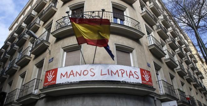 El fiscal pide al juez Pedraz prisión incondicional para Manos Limpias, dice para evitar destrucción de pruebas