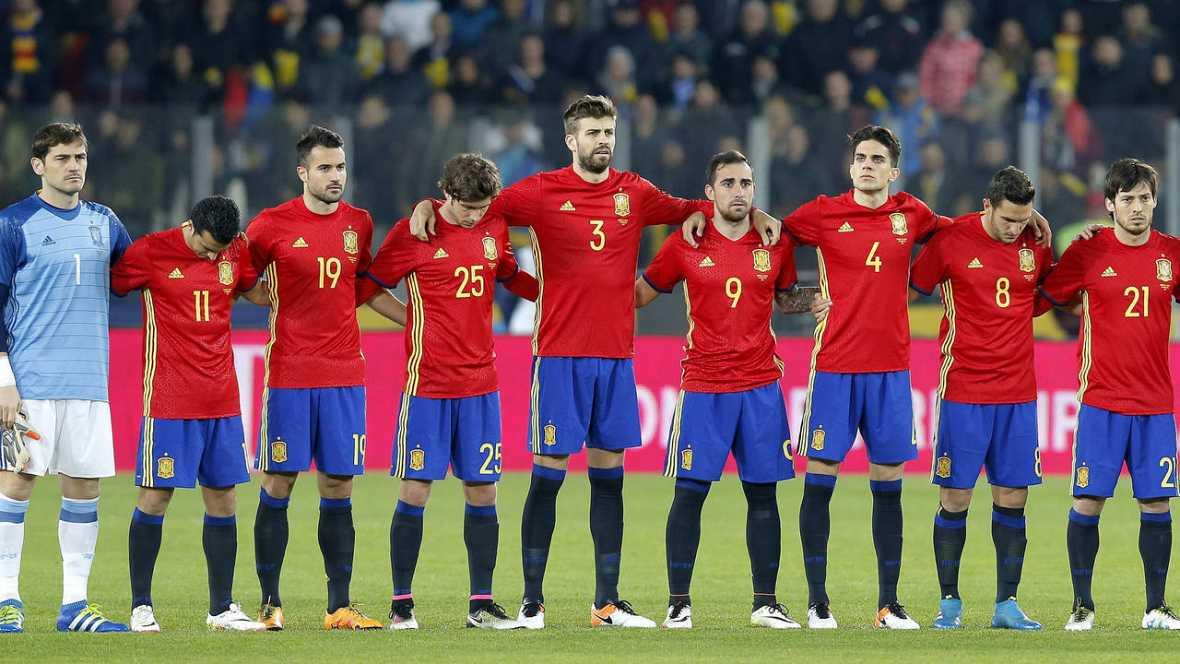 España cae tres puestos y Argentina recupera el liderato del ránking de la FIFA