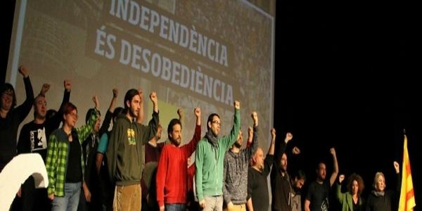 Los 30 ediles y alcaldes extremistas de CUP van a desobedecer a las sentencias de los tribunales
