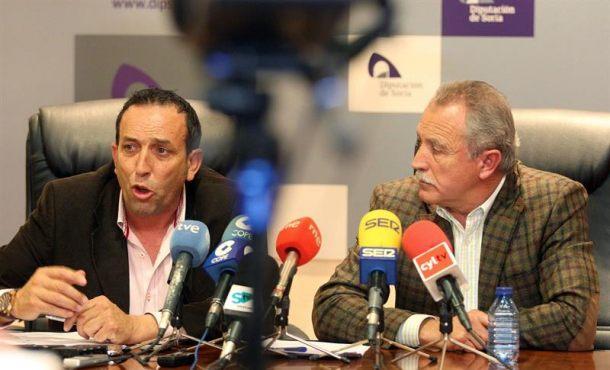 C's expulsa a los dos diputados de Soria que apoyaron mantener las diputaciones
