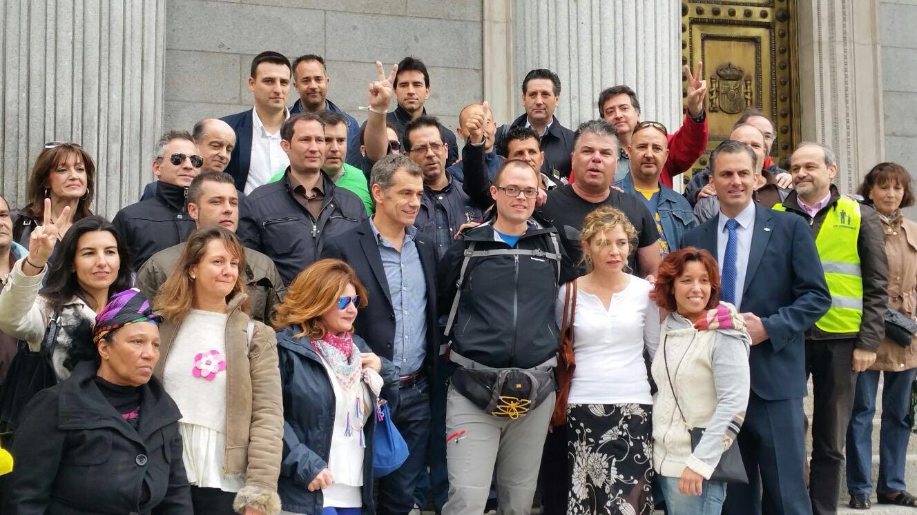 VOX apoya a un padre que recorrerá 1.400 km andando en defensa de la Custodia compartida