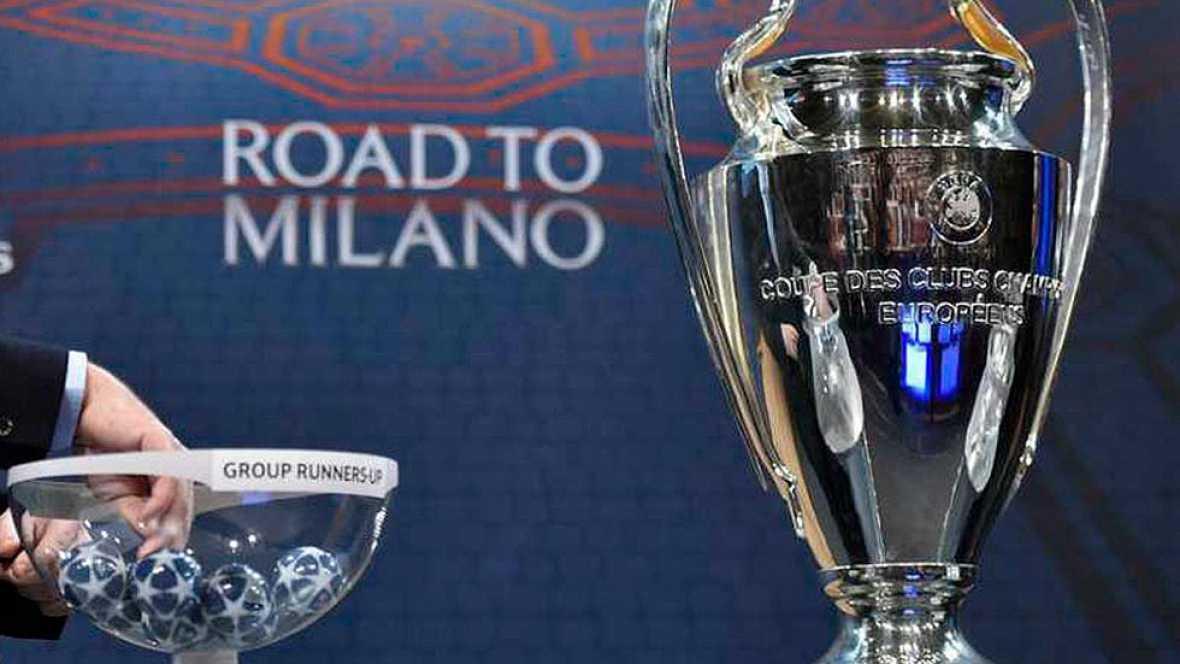 Sorteo de semifinales de Champions: Madrid, Atleti, Bayern y City, el morbo está asegurado