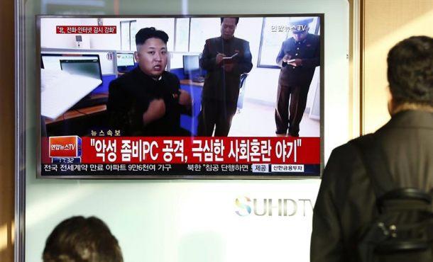 Corea del Norte ha lanzado hoy un proyectil balístico hacia el mar de Japón