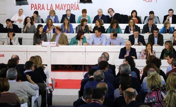 El PSOE aprueba por unanimidad aplazar su congreso hasta formar Gobierno
