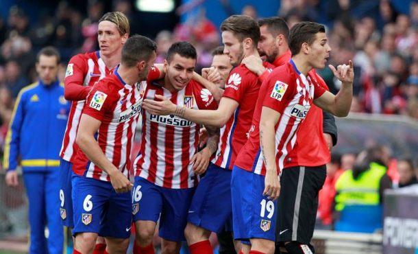 La irrupción del argentino Ángel Correa como goleador único de Atlético de Madrid y decisivo (1-0)