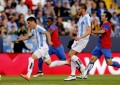 El Levante ya es equipo de segunda división con su derrota ante el Málaga por 3-1