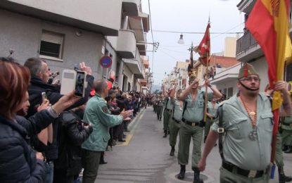 """400 veteranos de la Legión marchan hoy en Barcelona  para decir: """"Por España me atrevo"""""""