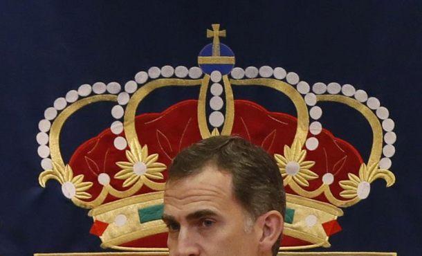"""Felipe VI en la clausura del Curso de Estado Mayor brinda: """"Por España y nuestros aliados"""""""