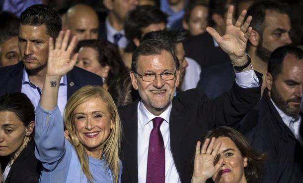 """Rajoy: El voto seguro es al PP porque """"no es bueno para España un gobierno a la griega"""""""