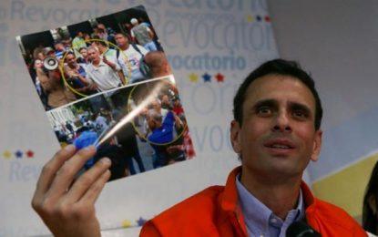 El PE de Venezuela da vía libre a la validación de firmas de la oposición para el referéndum revocatorio