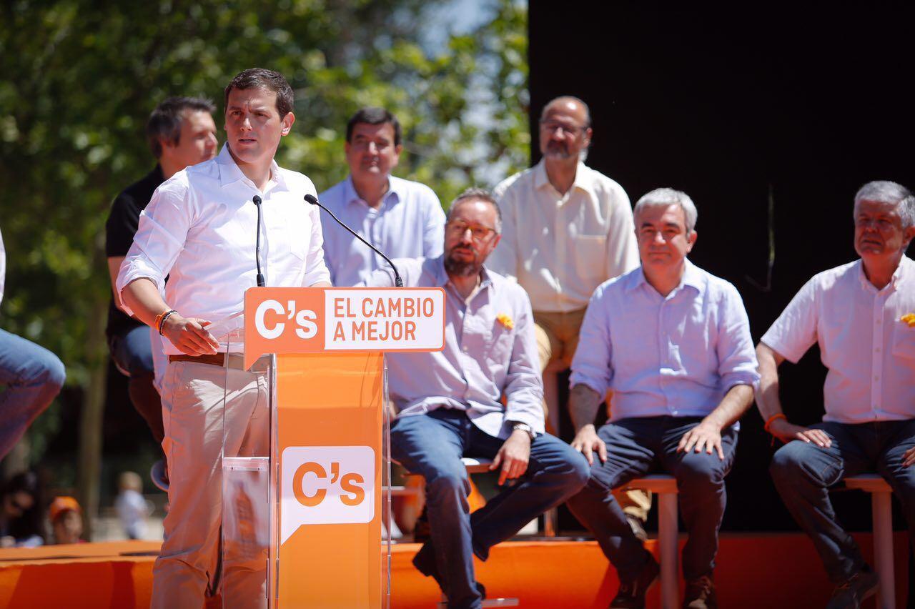 "Cs facilita su documento «Transparencia» tras ""ataques vertidos por rivales políticos"""
