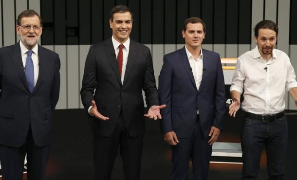 """Sánchez: """"Si los votantes socialistas salen a votar, habrá cambio el 26J"""""""