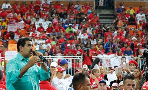 El chavismo enfila baterías contra el referéndum de la oposición para echar del poder a Maduro